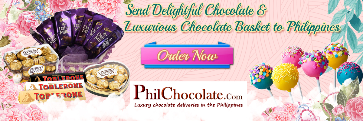send chocolate to philippines