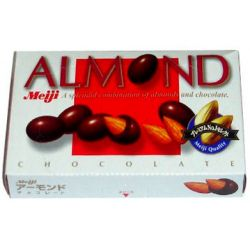 Meiji Almond Chocolate  Online Order to Philippines