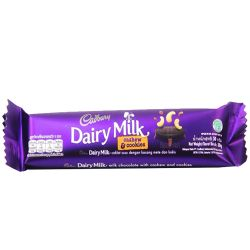 send cadbury cashew & cookies chocolate 30g. to philippines
