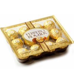 send 12pcs ferrero rocher chocolate to philippines