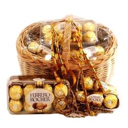 send basket full of ferrero chocolate to philippines