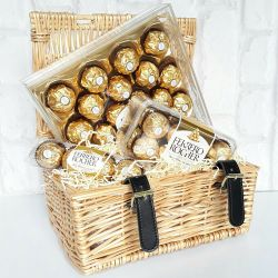 send chocolate hamper gift basket to philippines