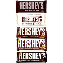 send hersheys chocolate 5 assorted bars to philippines