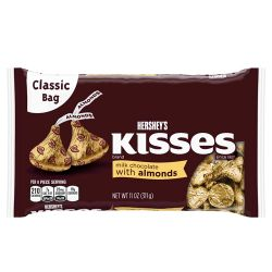send hersheys kisses with almond 283g. to philippines