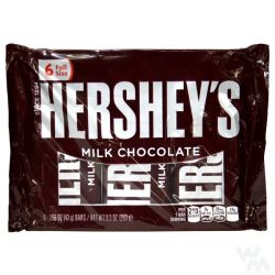 send hersheys milk chocolate 43g, 6s to philippines