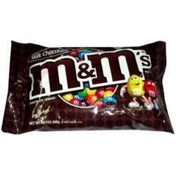send m & m's chocolate 200g. to manila philippines