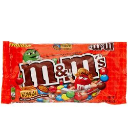 send m & m peanut butter chocolate 323.2g to philippines