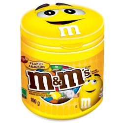 send m&m's peanut bottle chocolates 100g to philippines