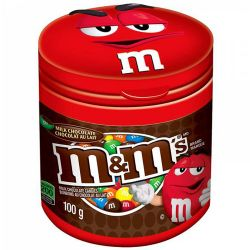 send m & m's milk chocolate jar 100g to manila philippines